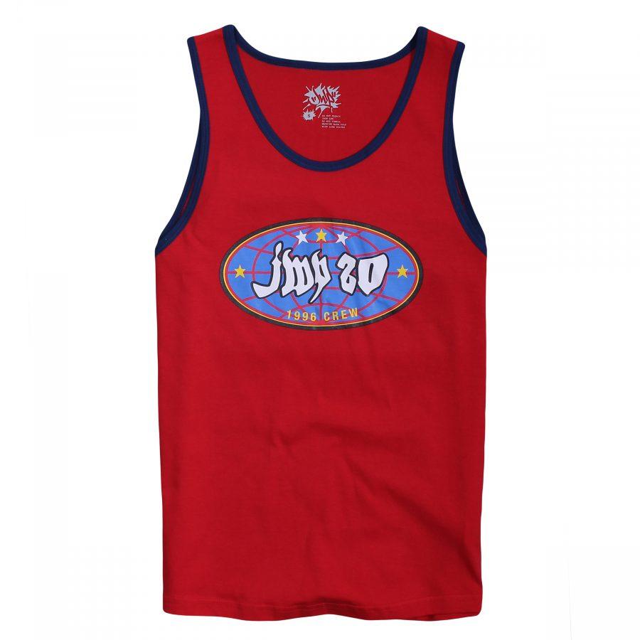 JWP TT Worldwide Red