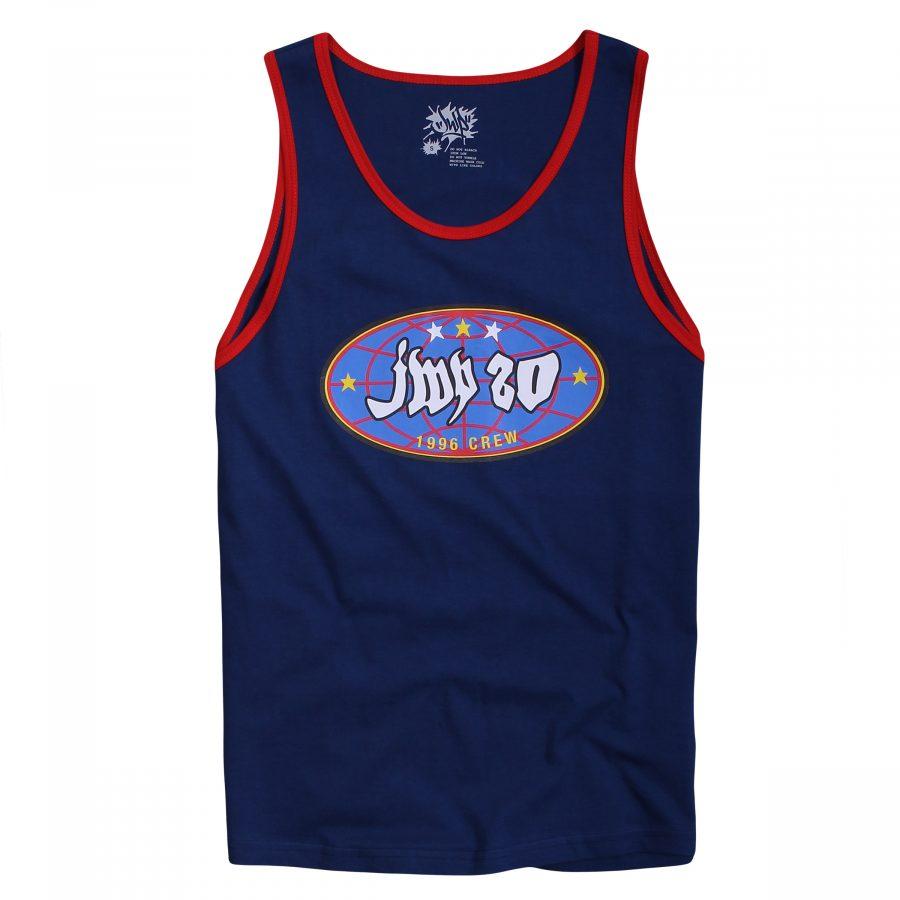 JWP TT Worldwide Blue