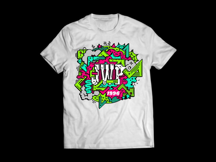 T-Shirt JWP SIGNORE LIMITED