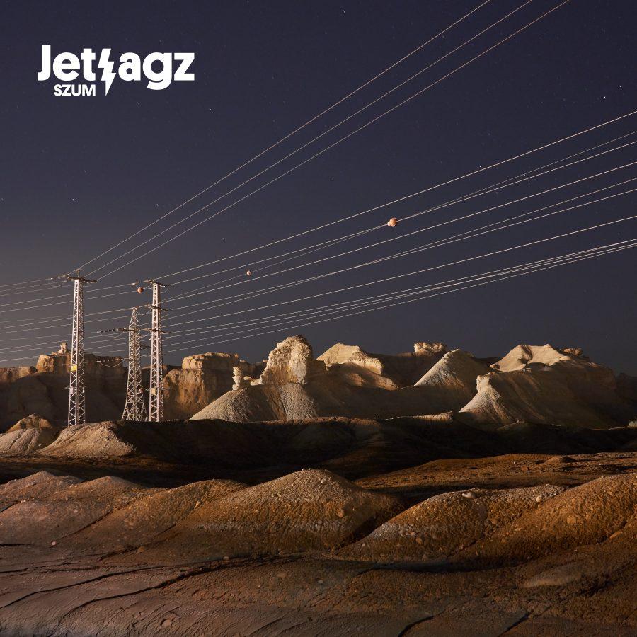 "JETLAGZ ""SZUM"" CD"