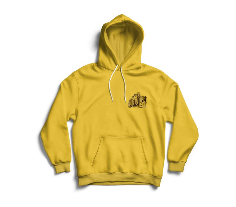 SIGNORE Hoodie Yellow