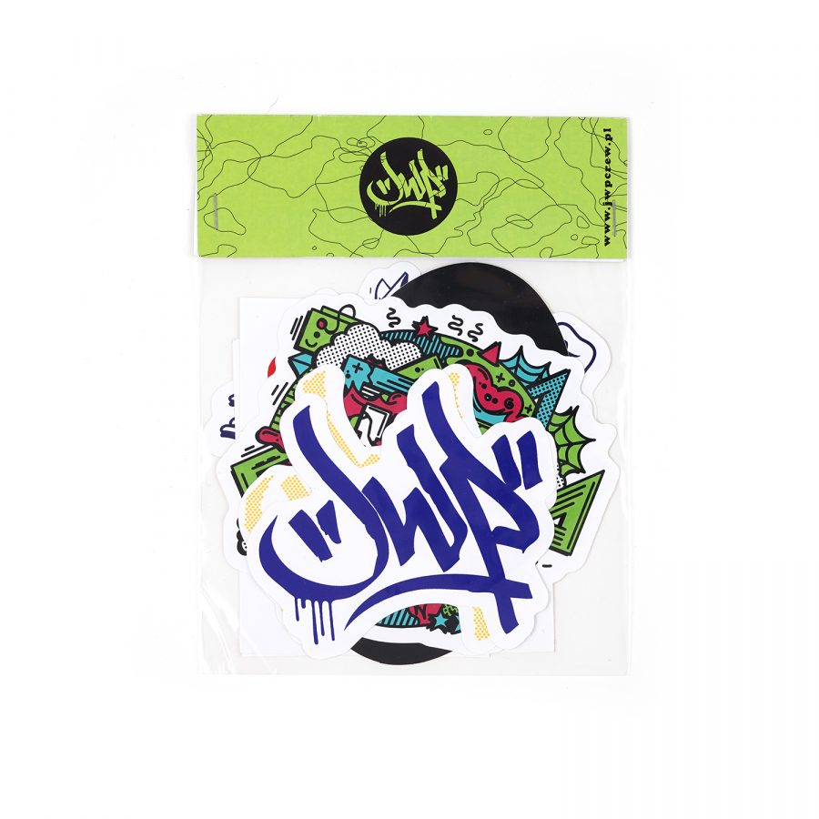 JWP Stickers