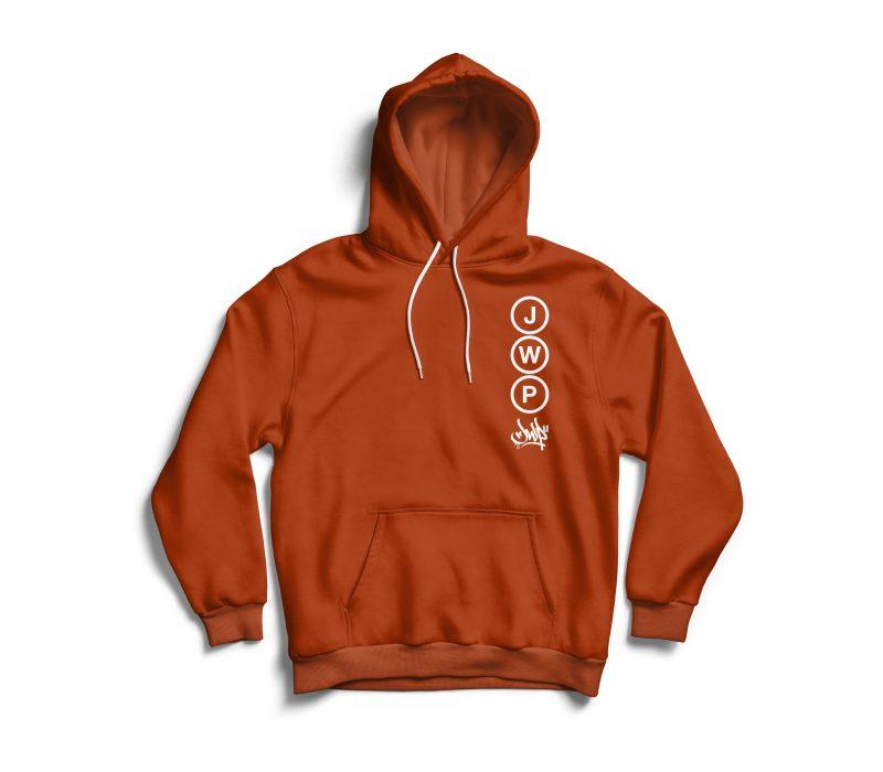 DIEGO Hoodie Orange